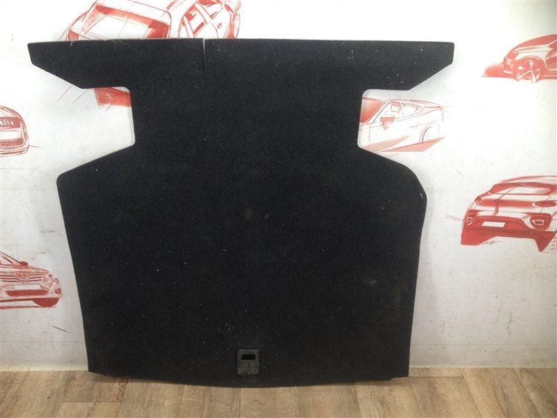 Обшивка багажника - напольное покрытие (ковролин) Toyota Avensis (T25_) 2003-2009 1ZZ-FE (1800CC) 2006