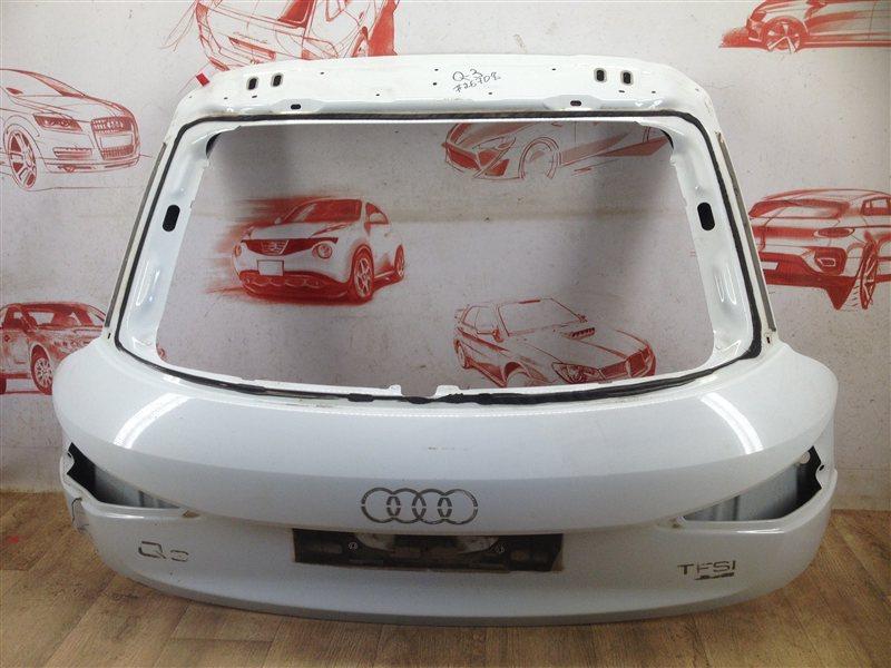 Дверь багажника Audi Q3 (2011-2019)
