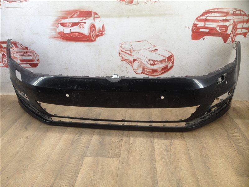 Бампер передний Volkswagen Golf (Mk7) 2012-2019 2012