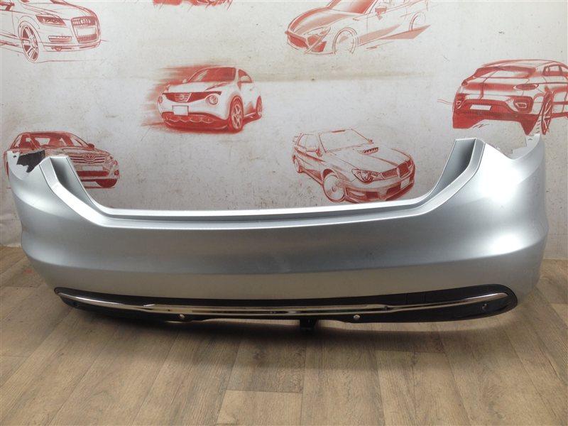 Бампер задний Citroen C4 2010-Н.в.