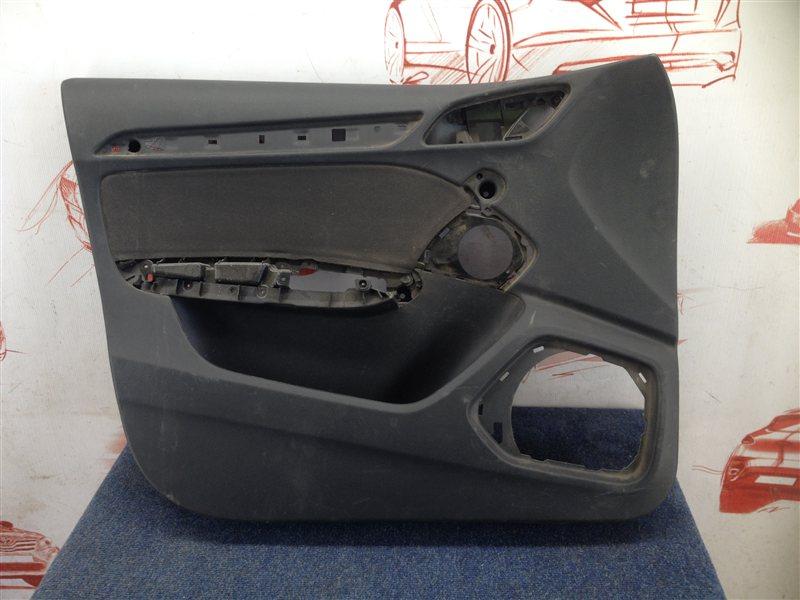 Обшивка двери передней левой Audi Q3 (2011-2019)