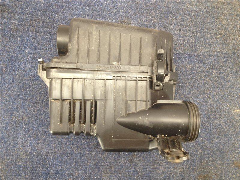 Корпус воздушного фильтра двигателя Hyundai Solaris (2010-2017)