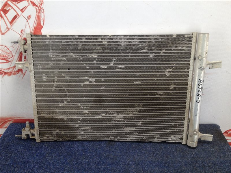 Конденсер (радиатор кондиционера) Opel Astra - J (2009-2015)