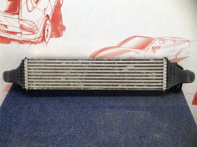 Интеркулер - радиатор промежуточного охлаждения воздуха Mercedes A-Klasse (W176) 2012-2018