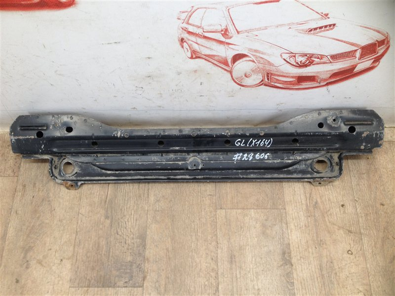 Панель передка (телевизор) - балка радиатора Mercedes Gl-Klasse (W164) 2006-2012