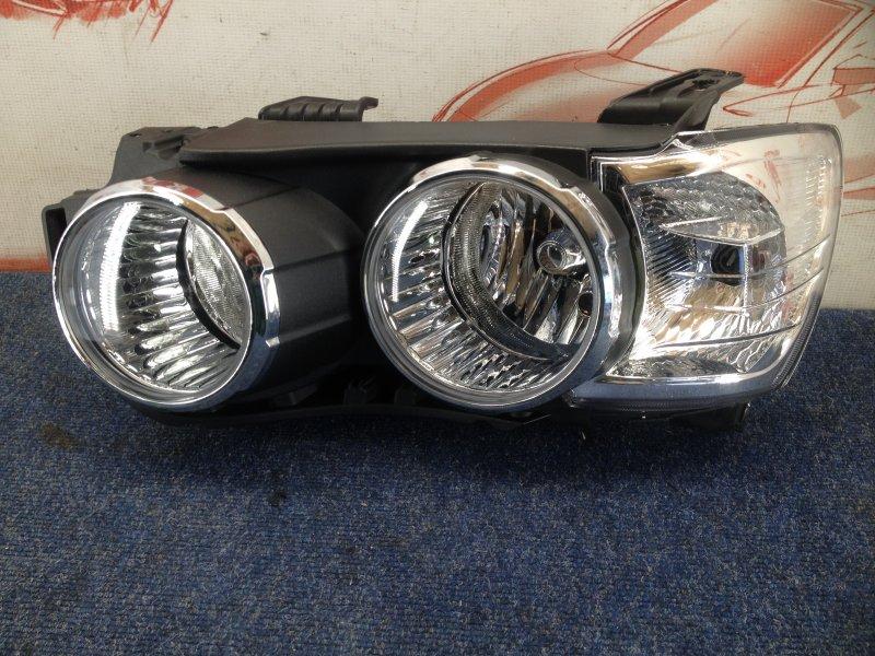 Фара левая Chevrolet Aveo 2012-2015