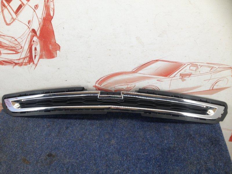 Решетка радиатора Chevrolet Cobalt верхняя