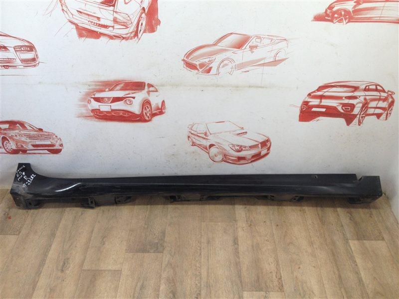 Накладка порога кузова - наружная облицовка Lexus Es -Series 2012-2018 2015 правая