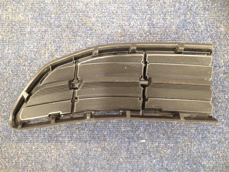 Решетка бампера переднего - заглушка Toyota Rav-4 (Xa40) 2012-2019 2012 правая