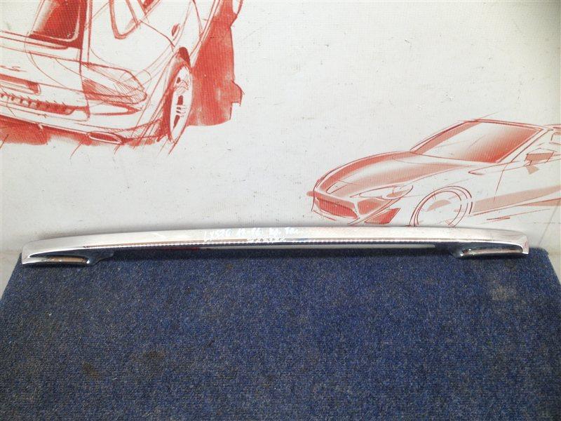 Накладка / молдинг двери багажника Lexus Lx -Series 2007-Н.в. 2012
