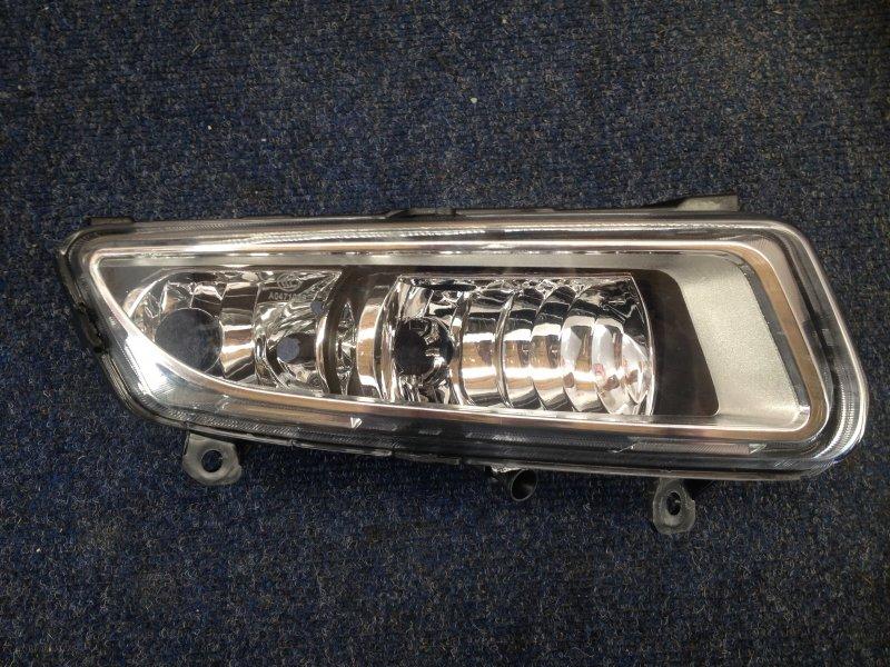 Фара противотуманная / дхо Volkswagen Polo (Mk5) Седан 2010-2020 правая