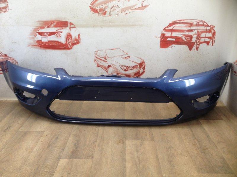 Бампер передний (окрашенный) Ford Focus 2 2004-2011 2007