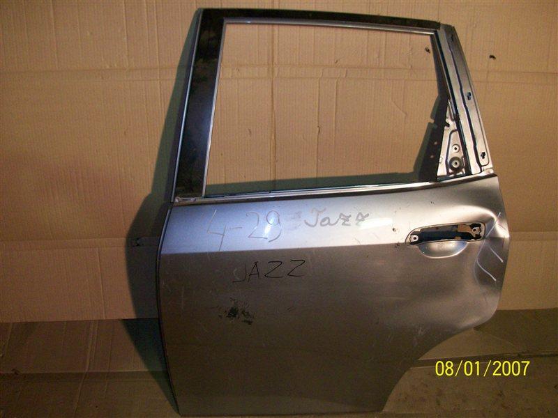 Дверь задняя левая Honda Jazz/fit (2001-2009)