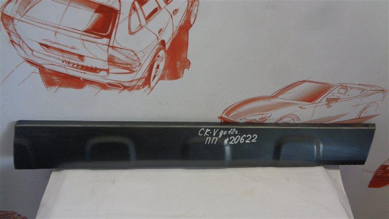 Накладка двери передней правой Honda Cr-V 3 (2007-2012)