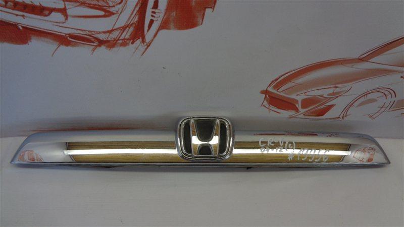 Ручка (молдинг) двери багажника Honda Cr-V 3 (2007-2012)
