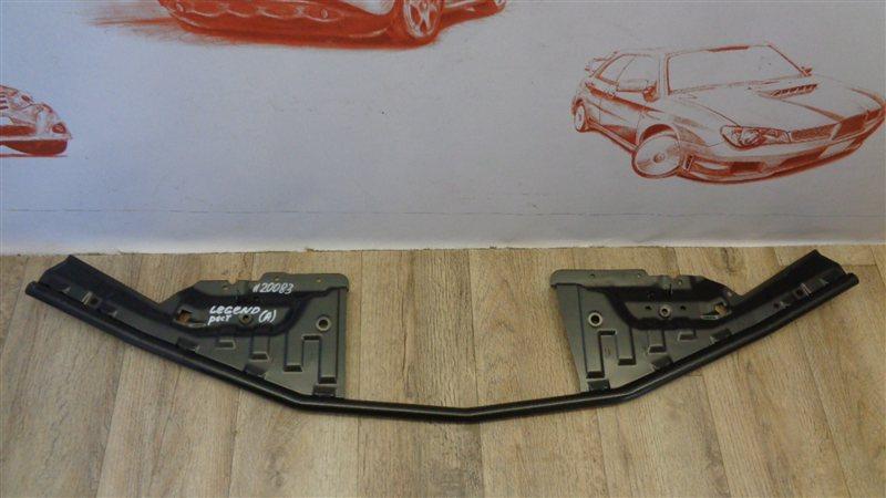 Усилитель бампера переднего - отбойник нижний Honda Legend (2004-2011)
