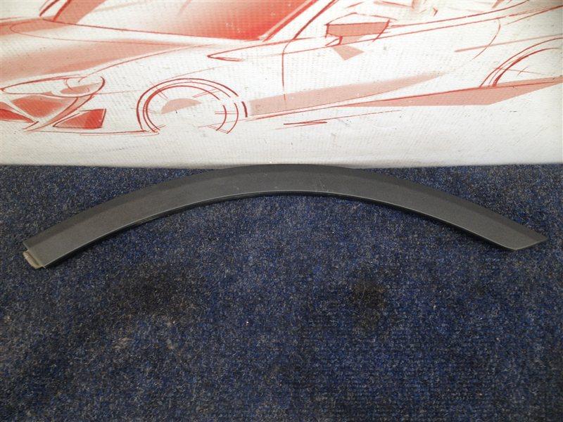 Накладка ( расширитель ) арки крыла на дверь - сзади слева Honda Cr-V 4 (2012-2017)