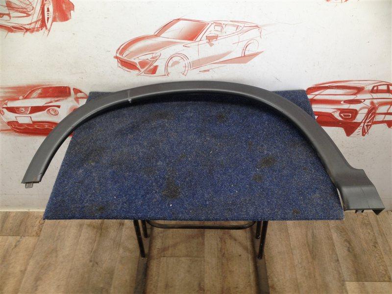 Накладка ( расширитель ) арки крыла - перед слева Honda Cr-V 4 (2012-2017)