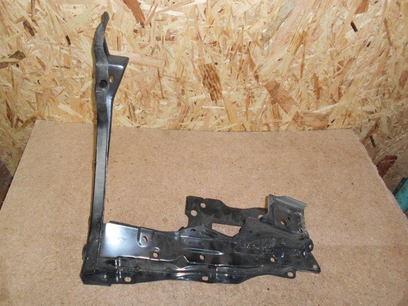 Панель передка (телевизор) - стойка рамки радиатора Toyota Avensis (T25_) 2003-2009 2003 правый