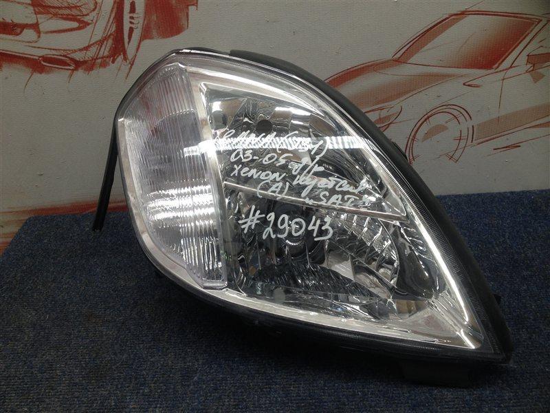 Фара правая Nissan Teana (2003-2008) 2003