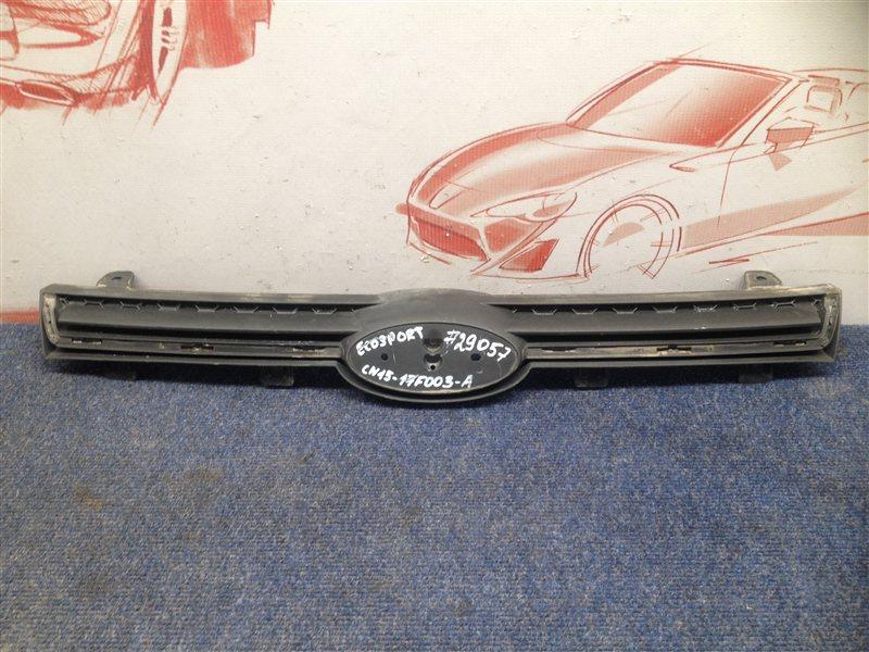 Решетка радиатора Ford Ecosport 2014-Н.в.