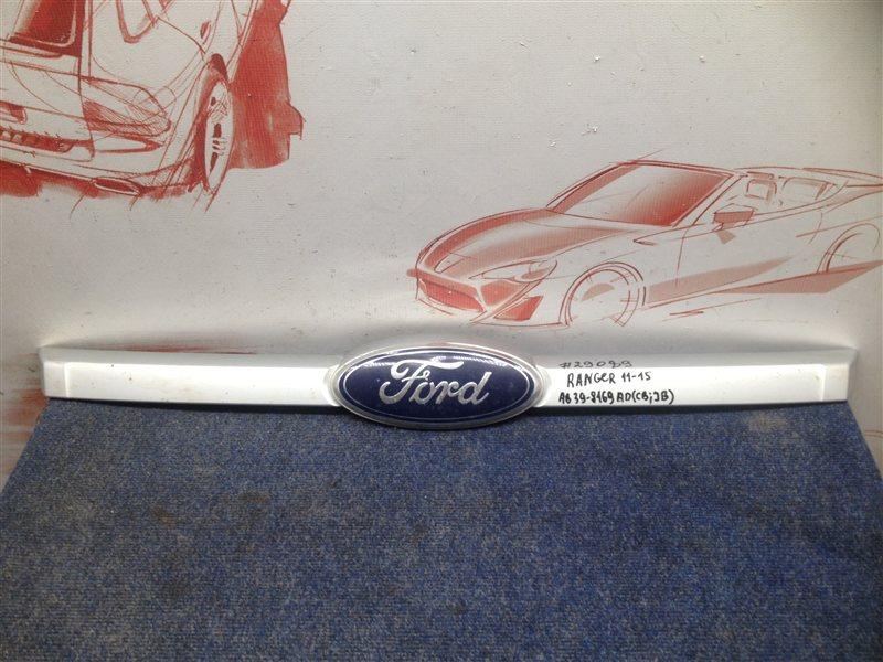 Решетка радиатора - молдинг Ford Ranger 2011-2015