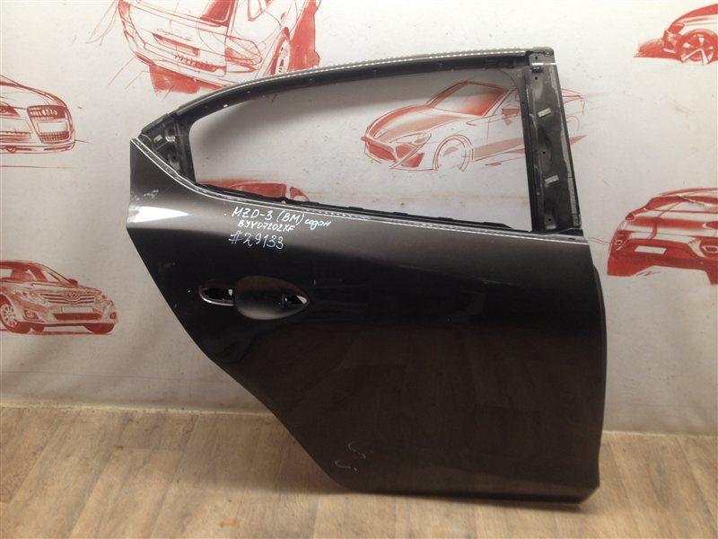 Дверь задняя правая Mazda Mazda 3 (Bm) 2013-Н.в.