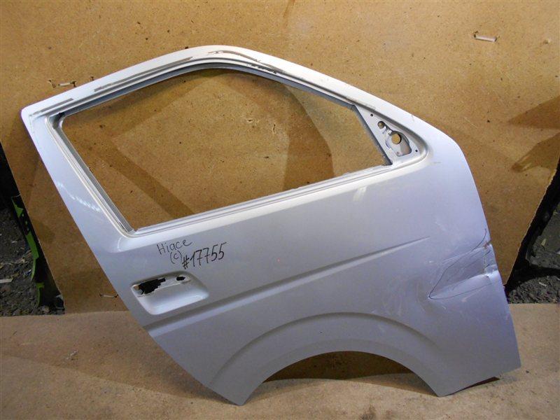 Дверь передняя правая Toyota Hiace (H200) 2004-2017