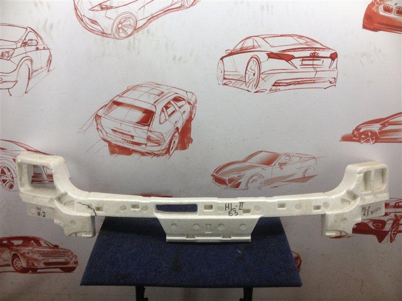 Абсорбер (наполнитель) бампера заднего Toyota Highlander (Xu40) 2010-2013