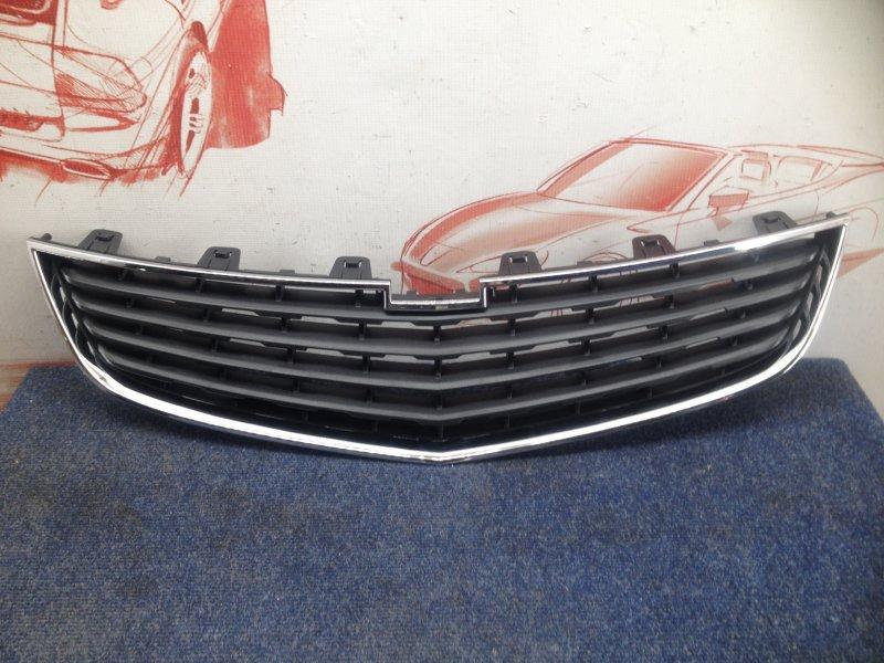Решетка радиатора Chevrolet Cruze 2012 нижняя