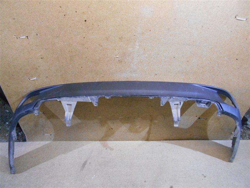 Бампер задний Toyota Highlander (Xu50) 2013-Н.в. нижний