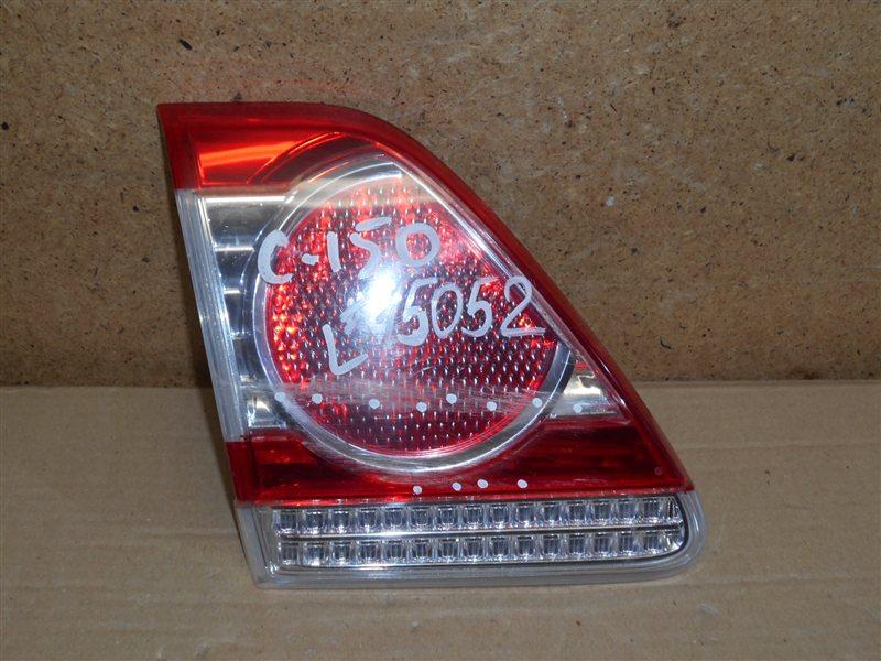 Фонарь левый - вставка в дверь / крышку багажника Toyota Corolla (E15_) 2006-2013 2010