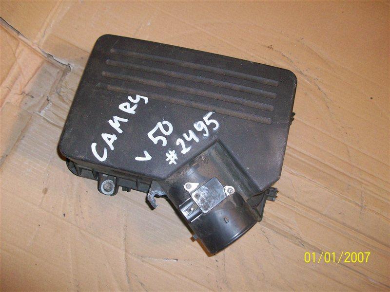 Корпус воздушного фильтра двигателя Toyota Camry (Xv50) 2011-2017 верхний
