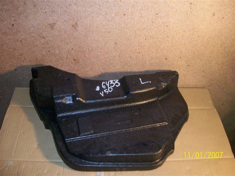 Обшивка багажника - прочие компоненты (ниши, пеналы и др.) Toyota Camry (Xv50) 2011-2017 левая