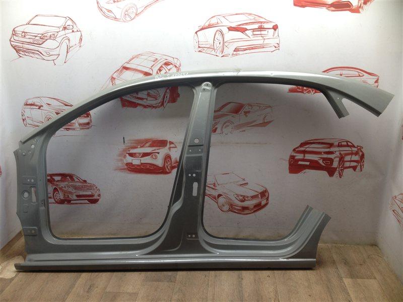 Кузов - боковина Volkswagen Polo (Mk5) Седан 2010-2020 левый