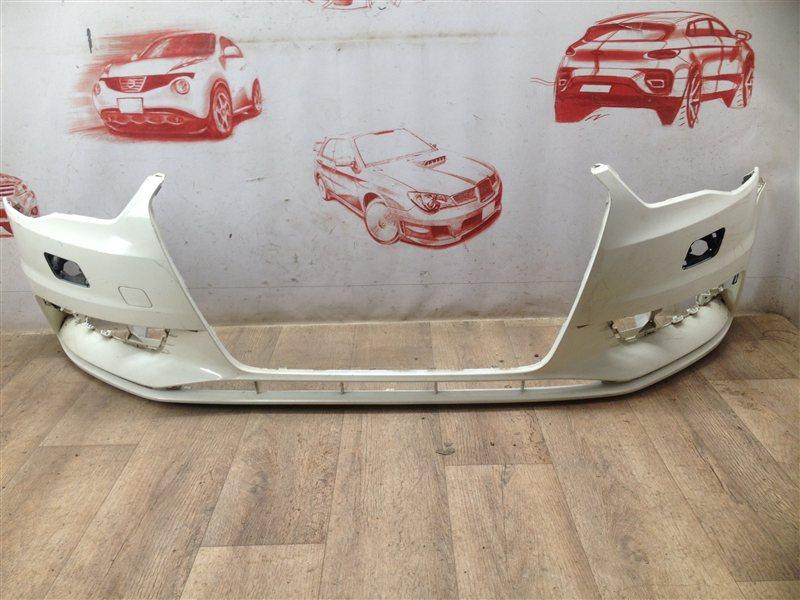 Бампер передний Audi A3 (2012-Н.в.)