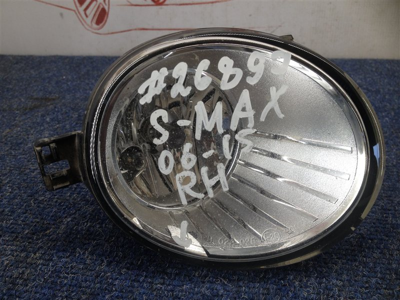 Фара противотуманная / дхо Ford S-Max 2006-2015 2006 правая