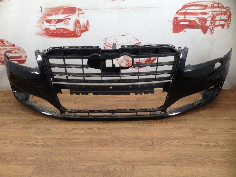Бампер передний Audi A8 (D4) 2009-2018 2013