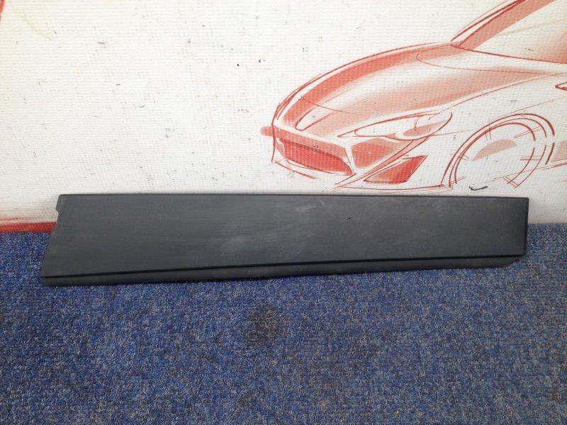 Накладка рамки двери Toyota Rav-4 (Xa40) 2012-2019 задняя правая