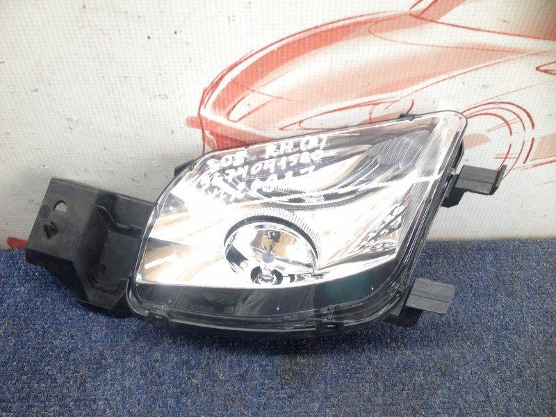 Фара противотуманная / дхо Peugeot 308 (2007-2015) правая