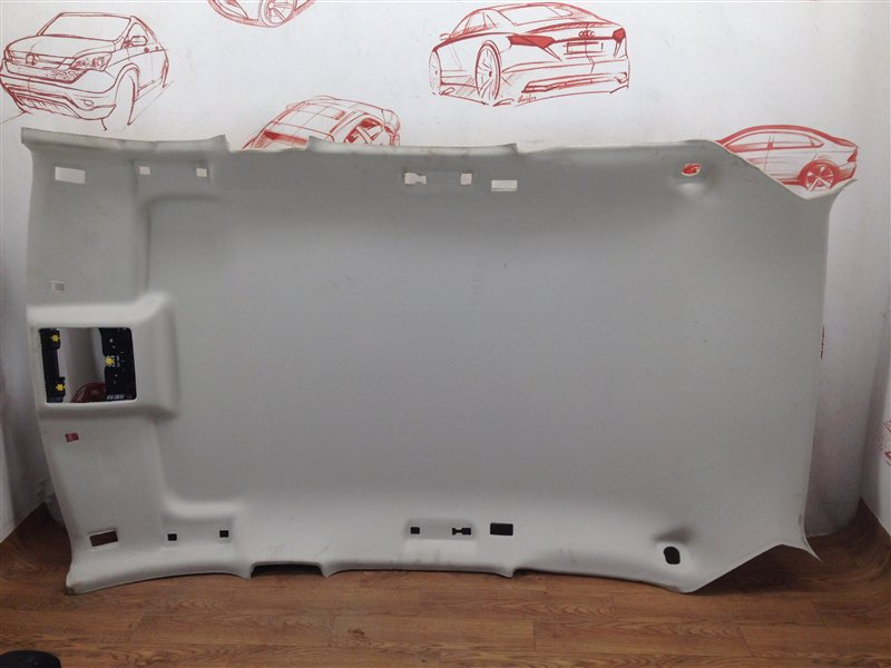 Обшивка потолка Jaguar F-Pace (2015-Н.в.)