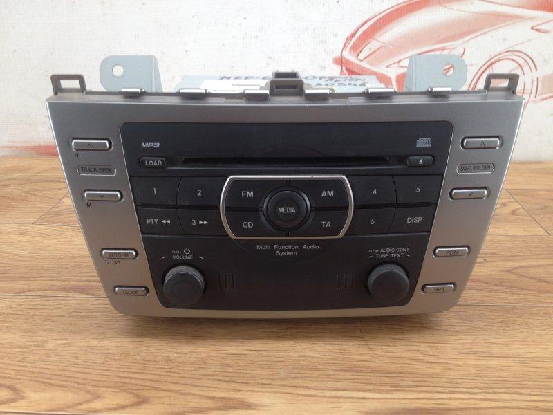 Акустическая система - магнитола Mazda Mazda 6 (Gh) 2007-2012