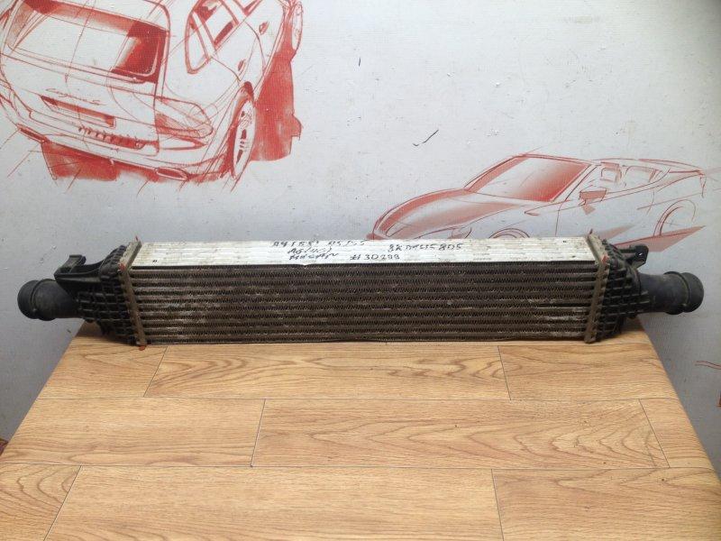 Интеркулер - радиатор промежуточного охлаждения воздуха Audi A4 (B8) 2008-2015