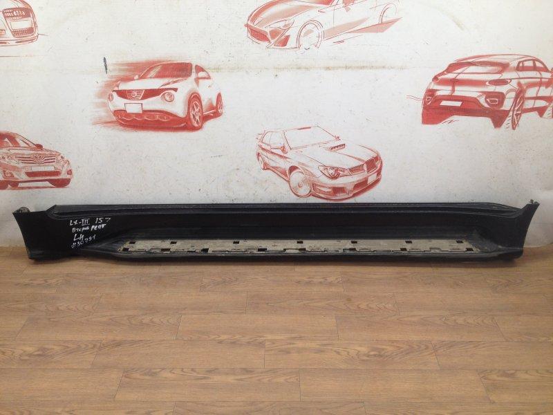 Подножка кузова - облицовка Lexus Lx -Series 2007-Н.в. 2015 левая