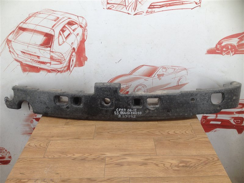 Абсорбер (наполнитель) бампера заднего Kia Ceed (2006-2012)