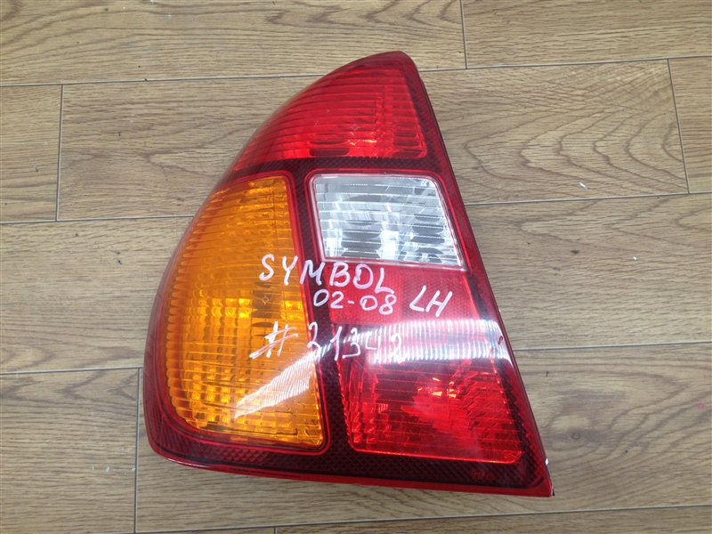 Фонарь левый Renault Symbol (1998-2008) 1998