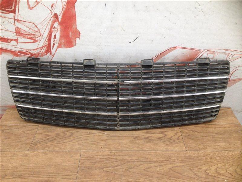 Решетка радиатора Mercedes S-Klasse (W140) 1991-1998