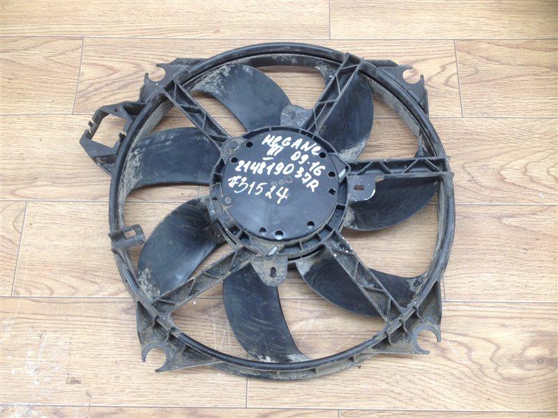 Диффузор радиатора охлаждения - в сборе Renault Megane (2008-2016)