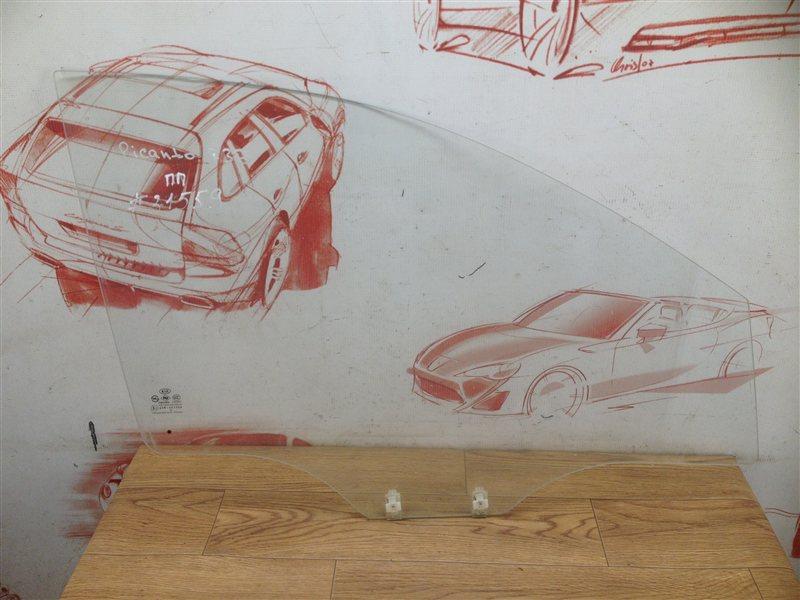 Стекло двери передней правой Kia Picanto (2004-2011) 2008
