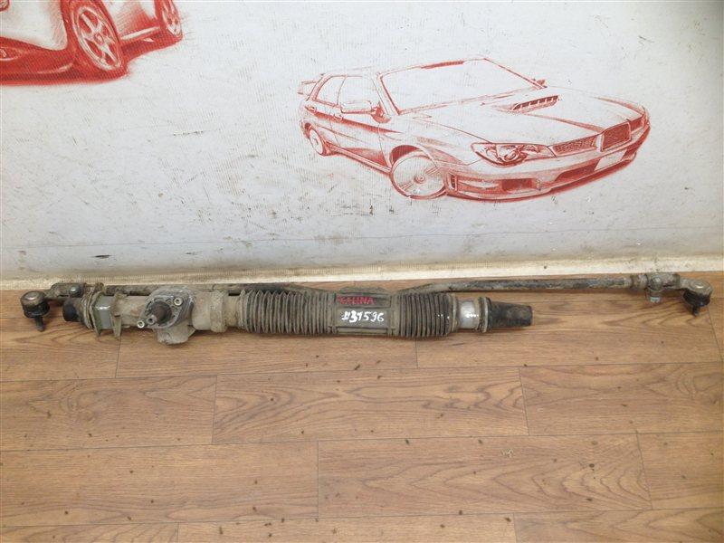 Рулевое управление - рейка Lada Kalina